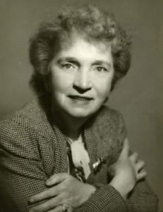 Margaret Sanger 1947