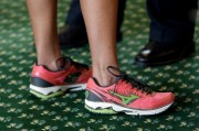 wendy davis tennis shoes